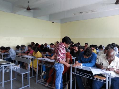 Maharashtra times Basic Calligraphy workshop-1