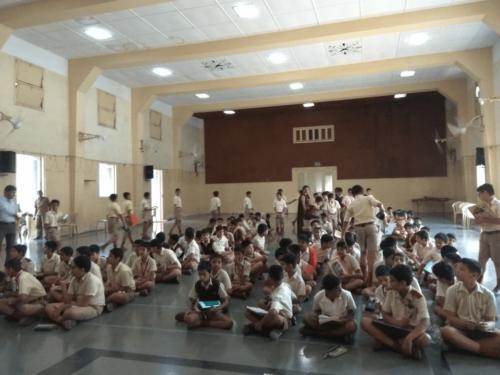 St. Vincent school handwriting seminar-1